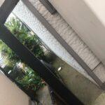 サイディングの継ぎ目のシリコンが劣化の外壁塗装