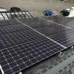 Panasonic太陽光と全負荷型蓄電池の設置